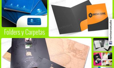Folders y Carpetas para Empresas en Lima Perú: Diseño e Impresión