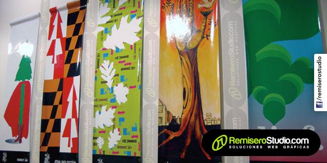 Servicio de impresión de banner y vinil a full color