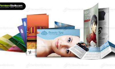 Impresion de brochures para empresas