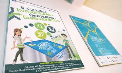 Afiches para empresas, diseño e impresión