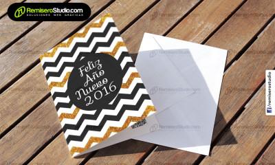 Feliz año nuevo 2016 - tarjetas de saludo para empresas en Perú