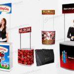 Display Counter Stand - Modulo Promocional