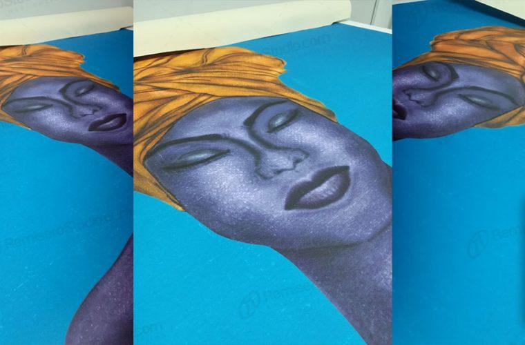 Impresión en lienzo canvas