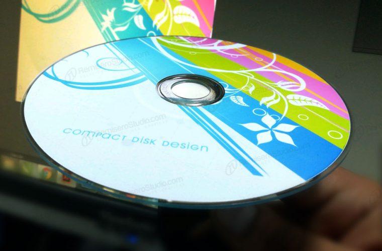CD – DVD´S impresion a full color en alta calidad
